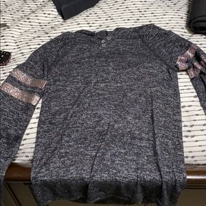 SO size 16 black pull over